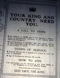King & Country August 1914