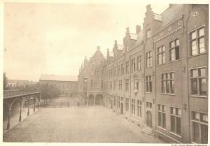 St Rombauts College, Mechelen, Belgium c. 1900