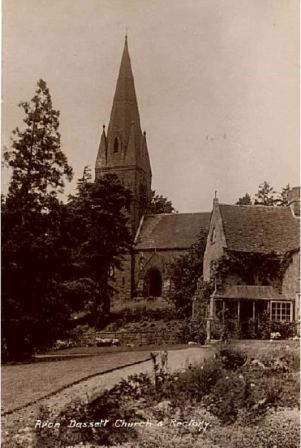 St John's and Rectory