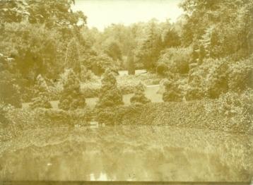 Lake, Bitham Hall