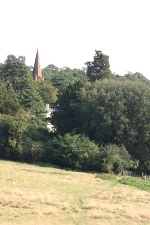 View of Avon Dassett from one of the public footpaths