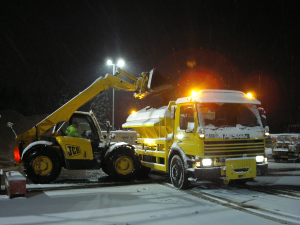 gritter-snow